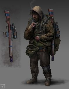DeviantArt: More Like Another apocalypse thing by Naimane Apocalypse World, Apocalypse Art, Character Concept, Character Art, Concept Art, Artwork Cd, Rpg Cyberpunk, Dark Fantasy, Fantasy Art