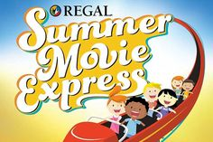 Summer Movie Express for 2017 has been announced! Regal Cinemas is offering family friendly movies for $1 during the summer!