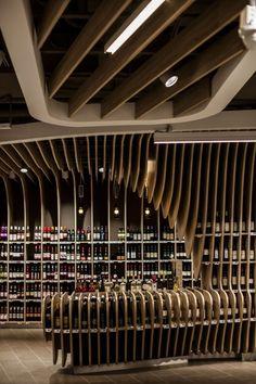 SPAR Flagshipstore / LAB5 Architects - Budapest, Hungary
