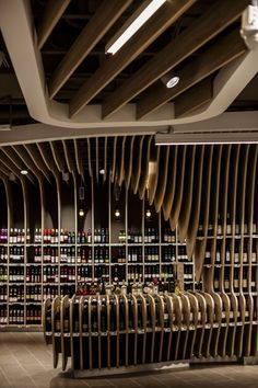 SPAR Flagshipstore / LAB5 Architects - Budapest, Hungary