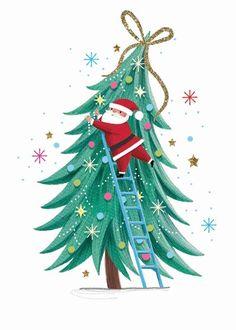 Jenny Wren | Advocate Art Noel Christmas, Winter Christmas, Christmas Crafts, Winter Illustration, Christmas Illustration, Christmas Graphics, Christmas Wallpaper, Holiday Fun, Inspiration