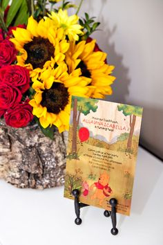 {Hundred Acre Wood} Winnie the Pooh Birthday Party