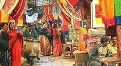 jaipur traditional bazaars