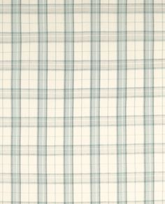 Highland Check Duck Egg/Pistachio Fabric #lauraashleyhome