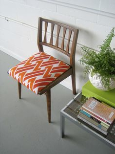 5 Ways to Use a Spare Chair