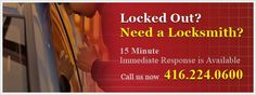 Locksmith in Barrie