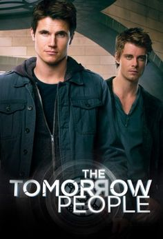 The Tomorrow People (2013) in love with both of these guys!!