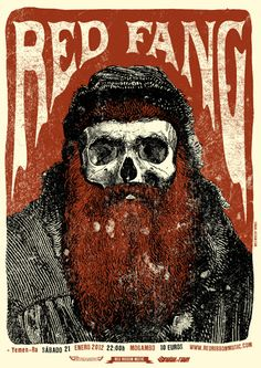 Red Fang | Error! Design