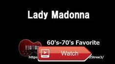 Lady Madonna The Beatles Cover Lyrics  I covered Lady Madonna of the Beatles from a performance to a vocal using multitrack recorderI hope you enjoy it