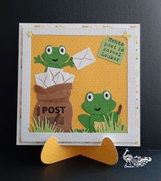 Marianne Design, Atc, Labels, Stamp, Journaling, Cards, Character, Caro Diario, Stamps