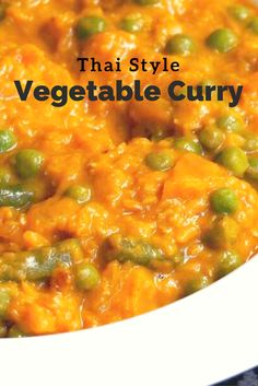 This veggie curry is never going to win any beauty contests but  it's cheap, it's easy, it's versatile and it's the most delicious mix of heat and sweet!