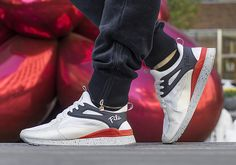 premium selection 6f55f f361e The vintage FILA Overpass runs into the future with this all-new  construction…