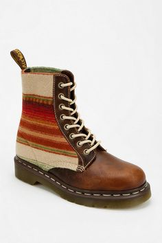 Dr. Martens X Pendleton 1460 Boot #urbanoutfitters