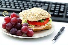 Cómo llevar una comida sana y sencilla al trabajo
