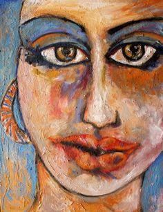volto di donna africana - Cerca con Google