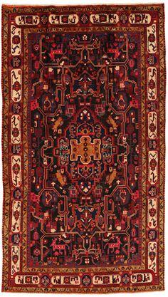 Nahavand - Hamadan Persialainen matto 282x159