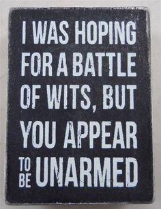 #Battle of #Wits #ShawnElmore