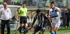 TAIÇOCA ESPORTE CLUB: Atlético-MG  è goleado