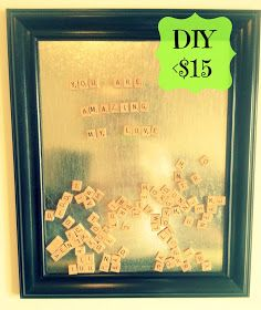Johnson Musings: {diy wedding gift ideas)