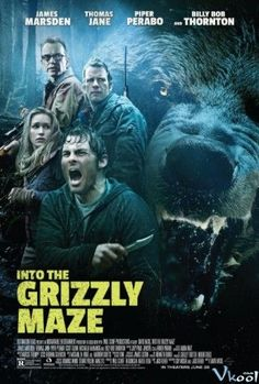 Phim Lạc Vào Mê Lộ Gấu Hung Ác