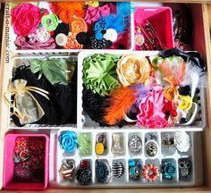 Organized accessories #organized #organization