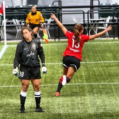 Goal Alex Morgan! Portland Thorns