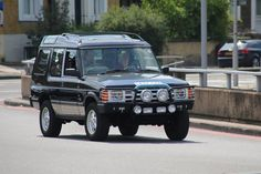 https://flic.kr/p/oxFHG3   Discovery TDi   1993 Land Rover Discovery TDi 3 door