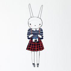 camera girl - Fifi Lapin