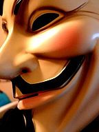 Beneath this mask there is more than flesh. Beneath this mask there is an idea, Mr. Creedy, and ideas are bulletproof