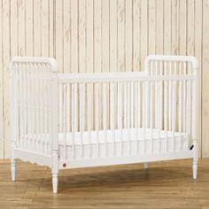 Franklin & Ben Liberty 3-in-1 Convertible Crib @LaylaGrayce #laylagrayce #baby #nursery #furniture