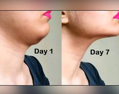health fitness - Get Rid of Double Chin Easy Jawline Face Exercise To Reduce Face Fat & Look Slim Remove Neck Fat Fat Face Exercises, Double Chin Exercises, Facial Exercises, Drawing Exercises, Workout Exercises, Workout For Double Chin, Calf Exercises, Double Chin Removal, Reduce Double Chin