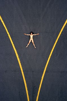 Aerial Nudes by John Crawford on www.inspiration-now.com