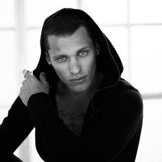 Vadim Ivanov by Yulia Chinato.    #male #model #handsome #man #boy #potrait #fashion #photography #russian