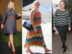 We love Busy Philipps' pregnancy style