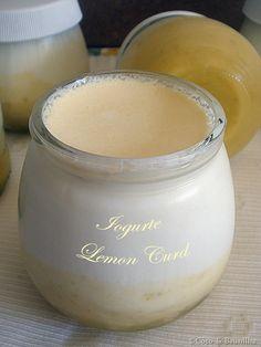 Iogurte de Lemon Curd