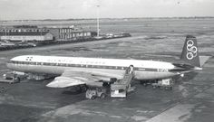 Olympic Airways De Havilland DH-106 Comet 4B [G-APZM]