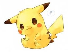 pikachu tierno con gorra - Buscar con Google
