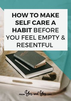 Want to make self-care a habit? Do you struggle to practice self-care because you put everyone else first? Read on for 3 science-backed tips that will help you practice regular self-care before… More