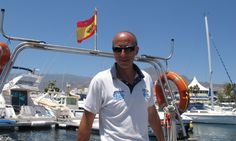 David ist engagierter Umweltschützer. Foto: Doris Dory, Spain, David, Environmentalism, Names, Sevilla Spain, Spanish