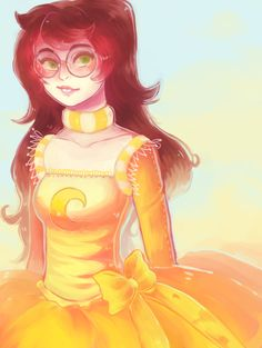 Prospit Queen by AkiraTwo on DeviantArt