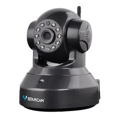 VStarcam C37A 960P HD Lens IP Camera Night Vision H.264 Motion Detection for Home Security - Back