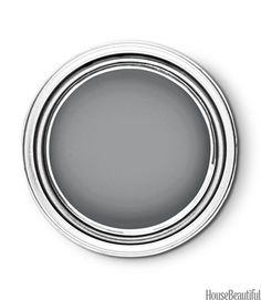Sherwin-Williams Classic French Gray SW 007 -  House Beautiful - 11 Paint Colors that will be hot next