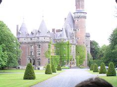 Castle of the de Ligne Princes at Antoing - Belgium