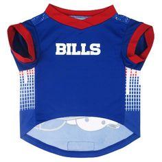 NFL Buffalo Bills Pet Performance T-Shirt - X Small