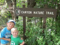 AF Canyon Nature Trail (Swinging Bridge)