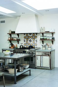 Amanda Pays kitchen