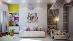 8 thiết kế phòng dành cho bé tuyệt đẹp in
