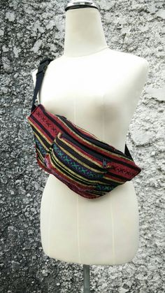 Fanny pack Boho Hobo Tribal Styles belt belly Bags Bum Pouch Travel hip sack phanny waist Tapestry Ethnic Ikat Hippies Gypsy Festival chic by TribalSpiritShop on Etsy (null)