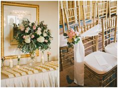 Mollie Crutcher Photography, wedding, ceremony, ballroom, details