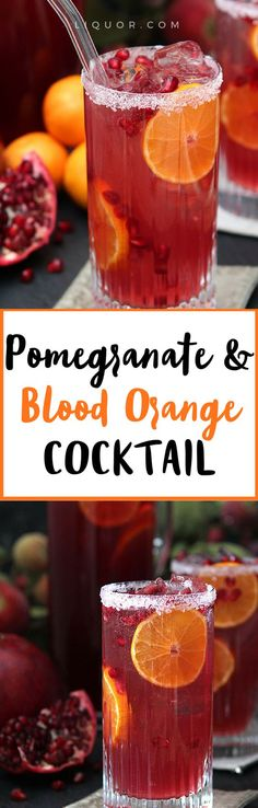 We love #fruity #cocktails